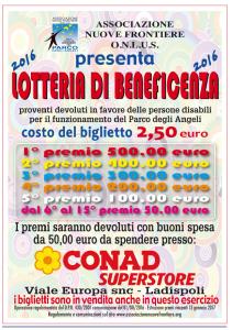 locandina lotteria 2016