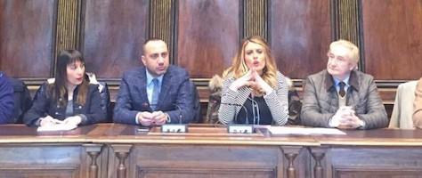 Incontro con l' Assessore regionale alle politiche sociali dott.ssa Alessandra Troncarelli