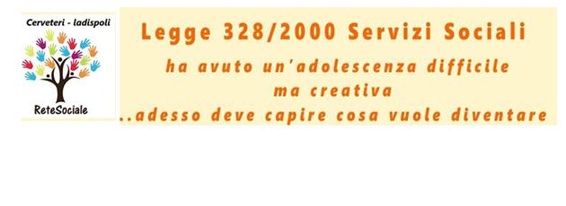 LEGGE 328 A DISTANZA DI 20 ANNI